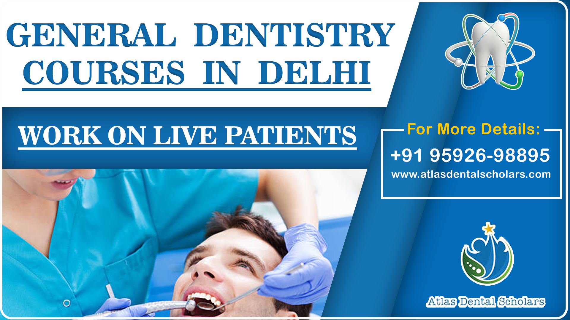 General Dentistry Course in Delhi